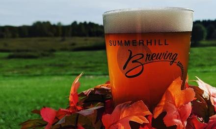 Summerhill Brewing