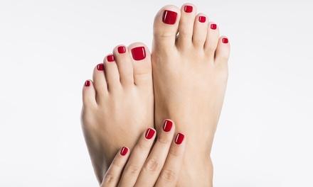 Nails by Jamie at Symmetry Salon Suites