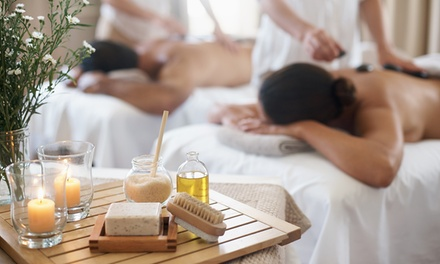 Natural Healing Foot Massage