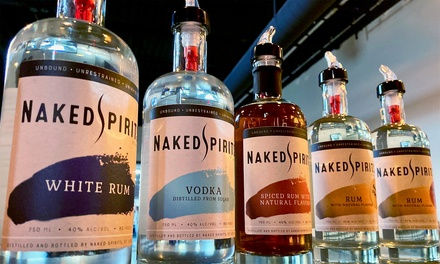 Naked Spirits Distillery