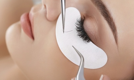 Fluffy Eyelash Extensions