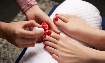 Renu Herbal Spa And Nails