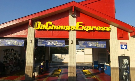 Oil Change Express