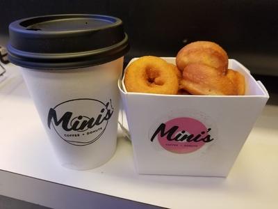 Mini's Coffee & Donuts