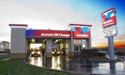 Valvoline Instant Oil Change & Valvoline Oil & Tire at Walmart