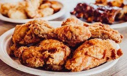 Chicken Shack-New Baltimore