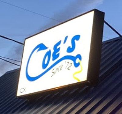 Coe's Steak House