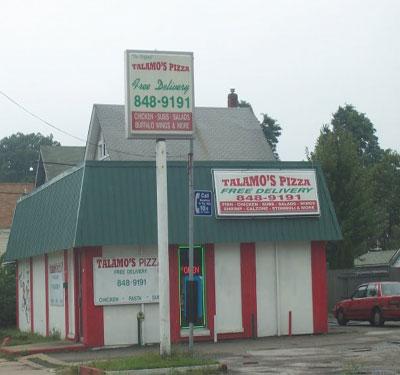 Talamo's Pizza