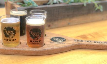 Thomas Creek Brewery & Home