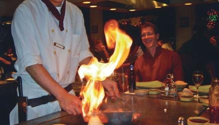 Blue Fin Steakhouse & Sushi Bar