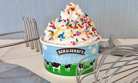 Ben & Jerry's Providence