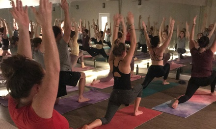 Hot Yoga Club Granite Bay