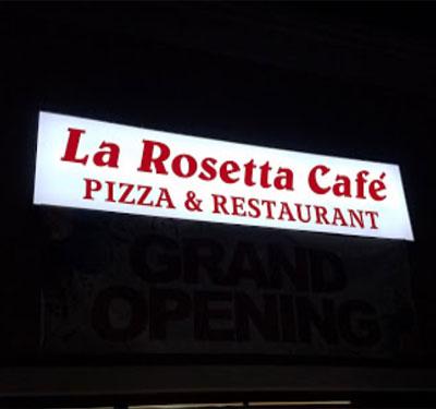 La Rosetta Cafe