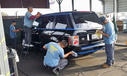 AUTO DETAILING -PROLAGO HAND CAR WASH & DETAIL
