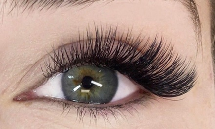 Miu Miu's Eyelash Extension