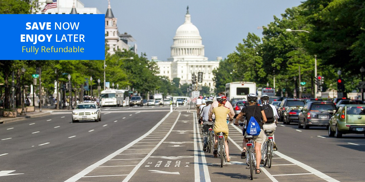 Bike and Roll - Washington, DC (Bike the Sites)