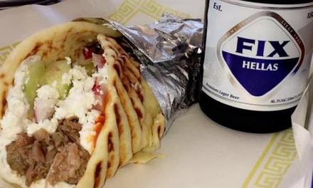 Greek Food Imports