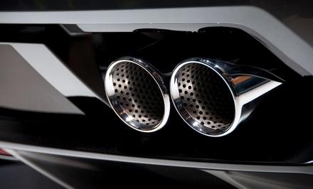 Nationwide Tire & Auto-Shell-Exxon