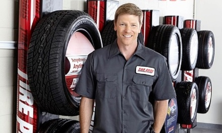 Big Discount Tire Pros