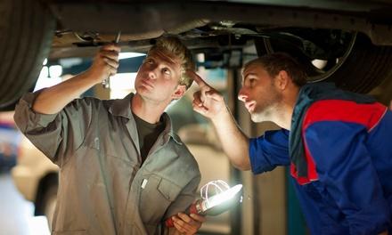 NRP Tire and Auto Service