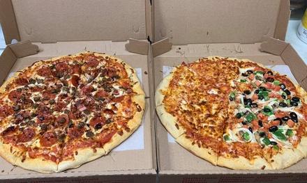 Crust Pizza Kitchen