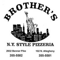 Brothers N Y Style Pizzeria