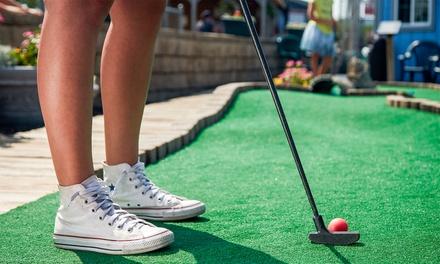 Dormy's Sweetspot Mini Golf