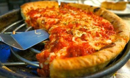 Seabeck Pizza