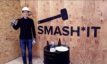 Smash It Breakroom