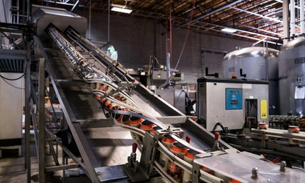SanTan Brewery And Distillery Tours
