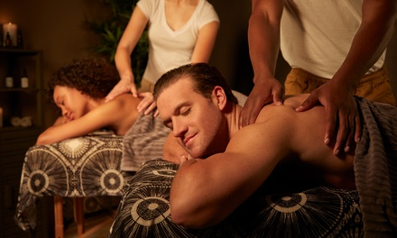 Super Asian Massage