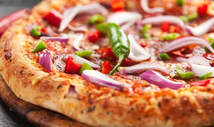 Chef's Cut Pizza