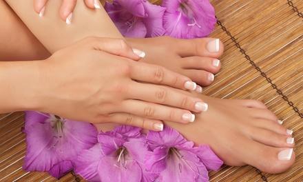 Moni Nails at Tickle Me Valore Salon