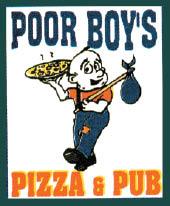 POOR BOY'S PIZZA & PUB