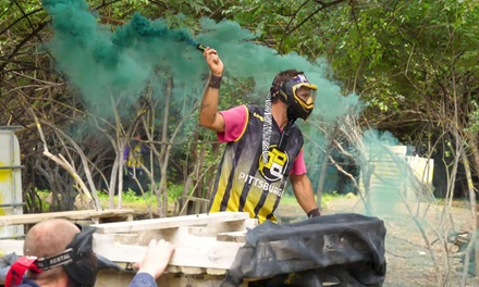 Pittsburgh Paintball Park