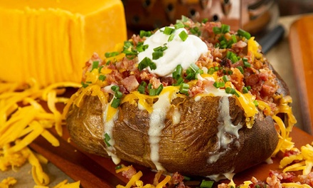 Brixtons Baked Potato