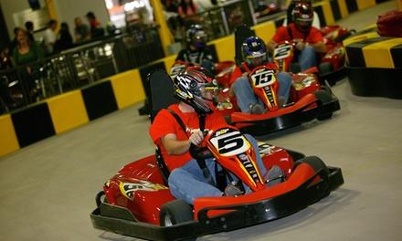 Pole Position Raceway Des Moines