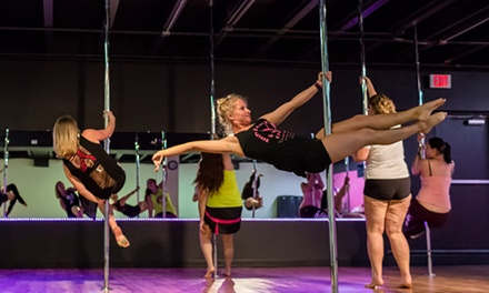 Indy Pole Dancers