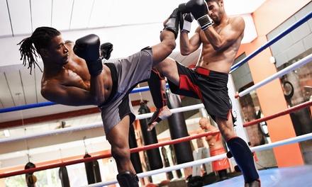 9round 30min Kickboxing Fitness