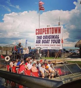 Coopertown Airboat Restaurant