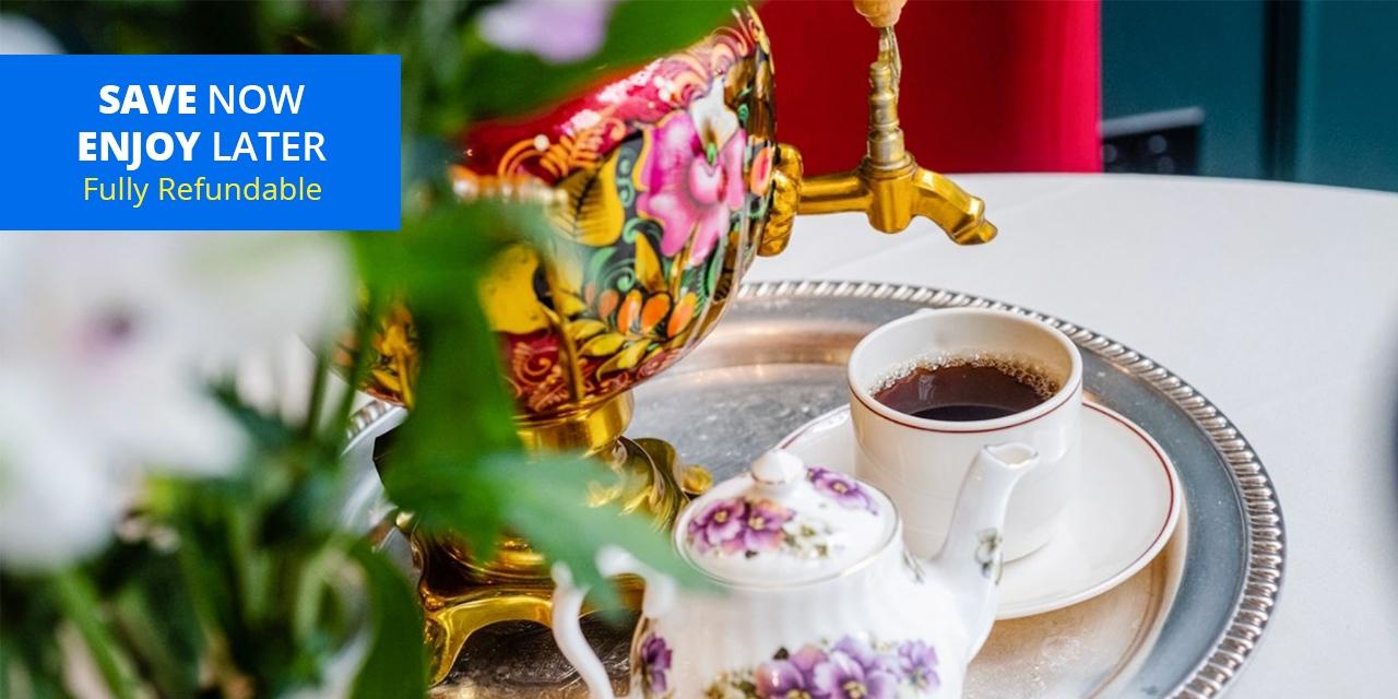 Russian Tea Time Restaurant