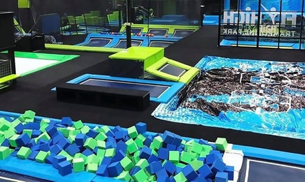 Fly High Trampoline Park