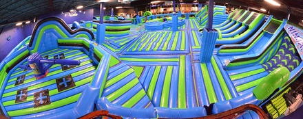 Off The Wall Trampoline Fun Center