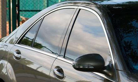 Solar & Security Window Tinting