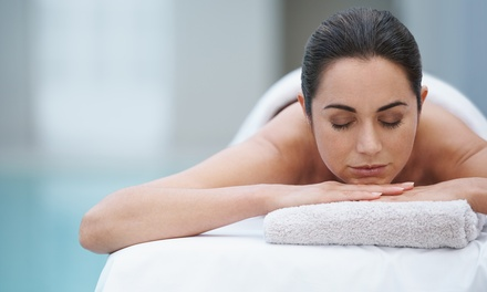Green Spa Massage Relaxation