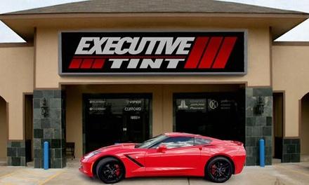 executive tint
