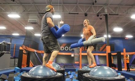 Sky Zone Kansas City