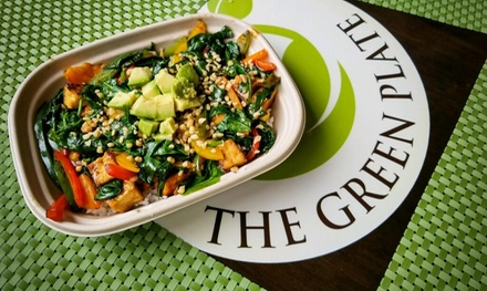 The Green Plate