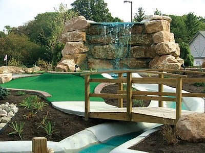 Hazzards Miniature Golf