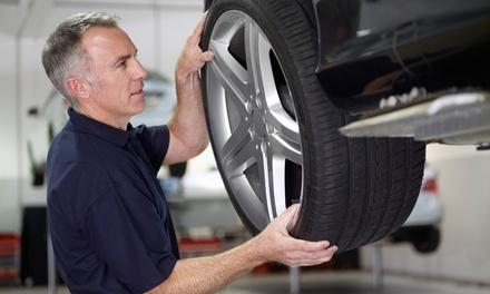 J & M Discount Tire & Service Center